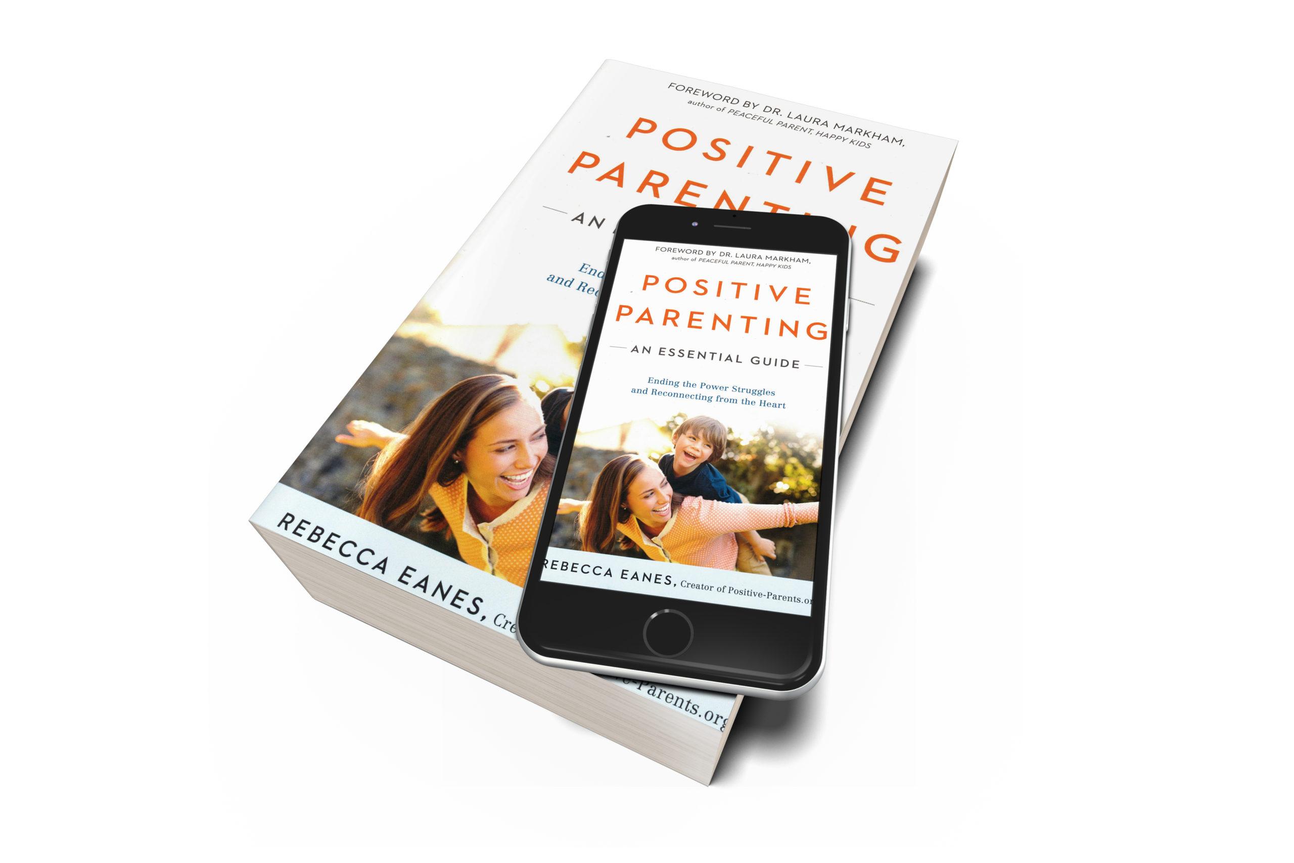 couverture du livrela Parentalité Positive par Rebecca Eanes