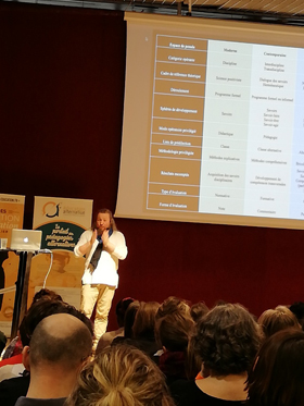 Thierry Pardo donne une conférence à Montpellier